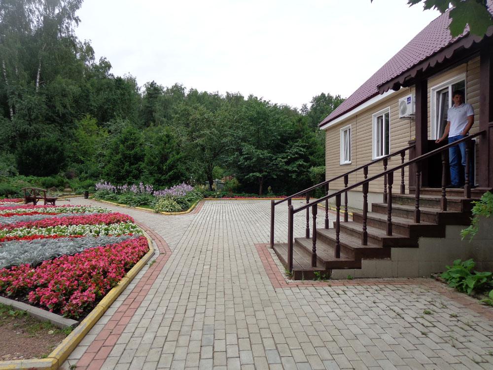 Лесничество Битцевского парка