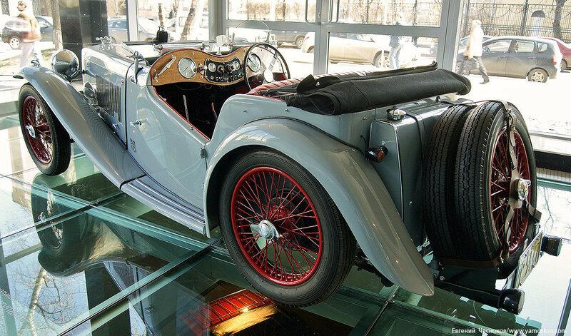 11. Автовилль. 17.04.12.011.Моррис MG 1938...jpg