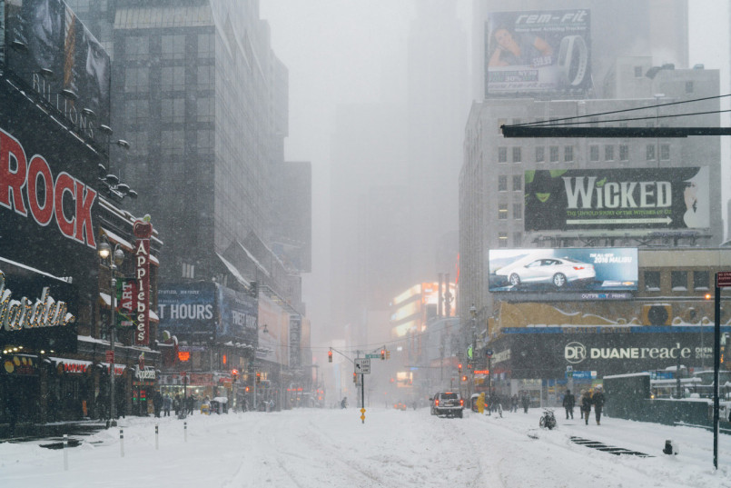 Snowpocalypse: Photos by Dave Krugman Stunning captures of New York City in the snow by Dave Krugman