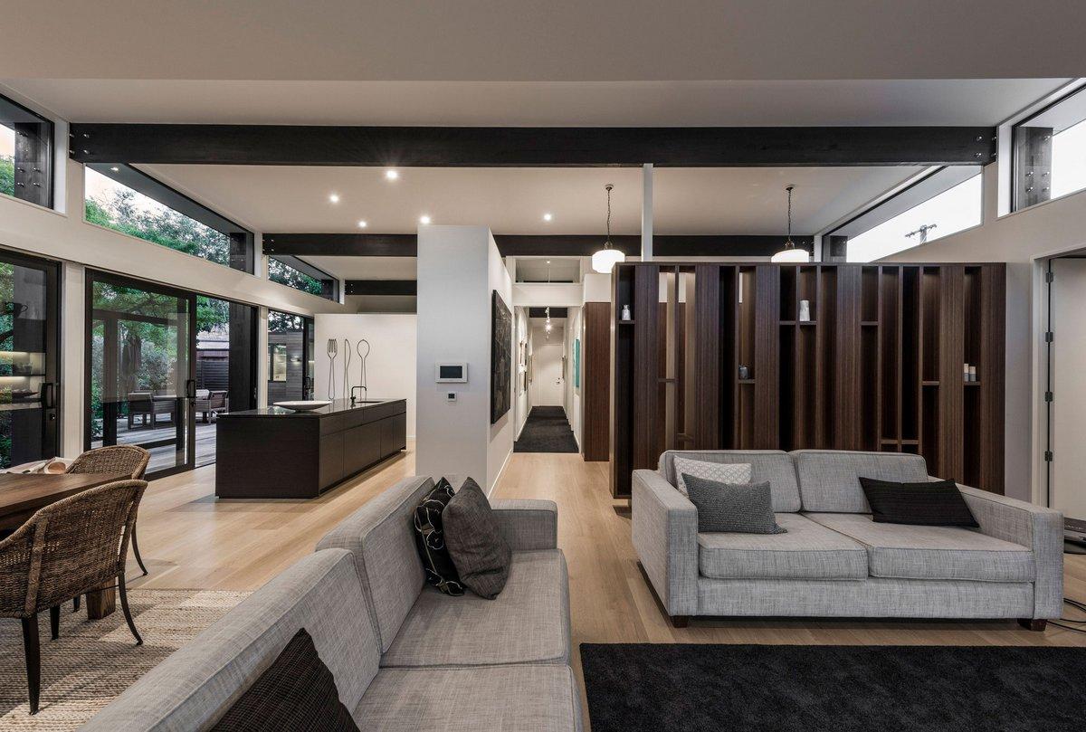 Частная резиденция в Новой Зеландии