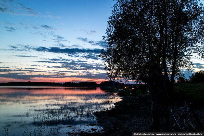 фотографии озера Брюхово