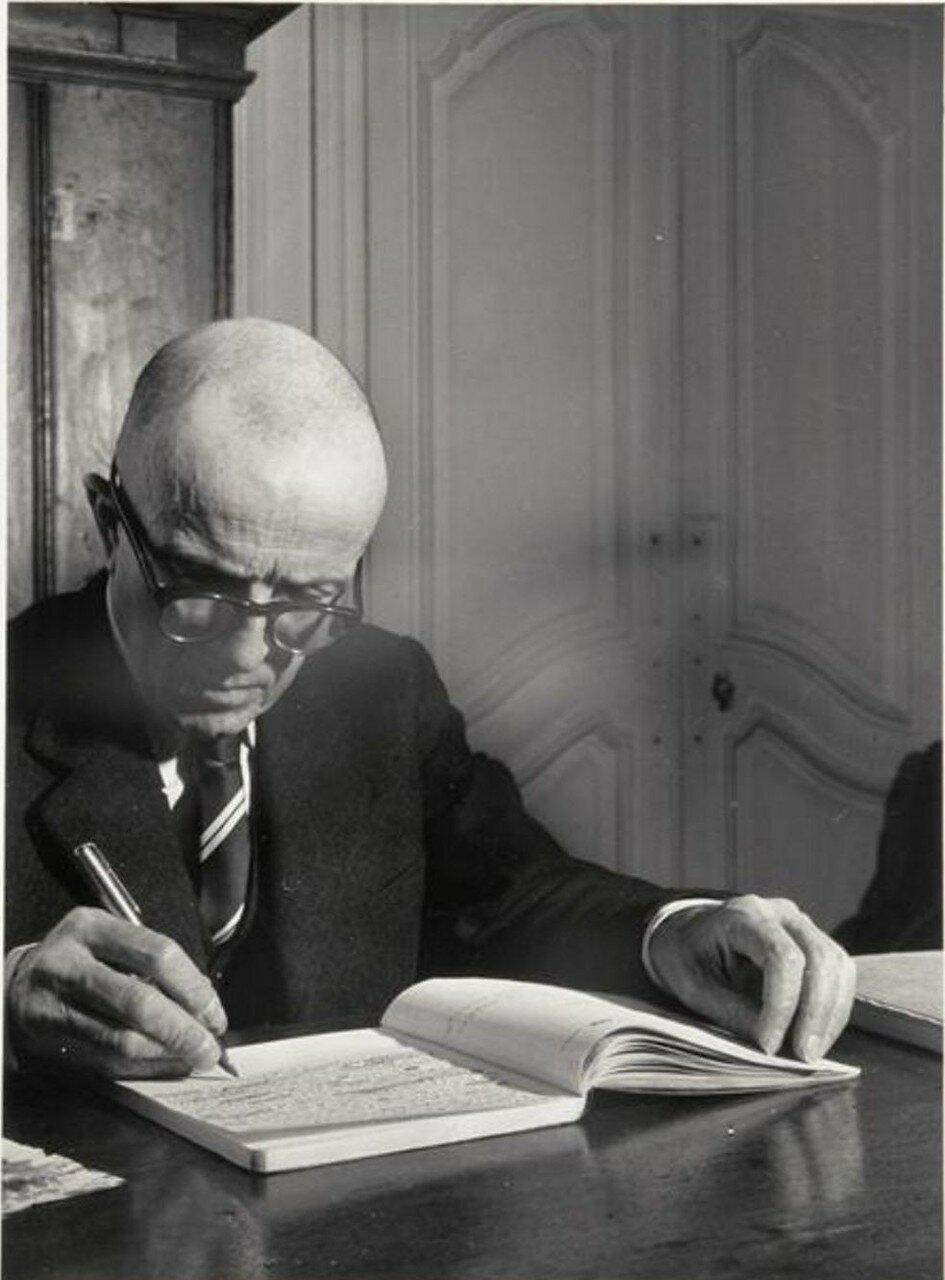 1962. Мишель Лейрис (поэт)