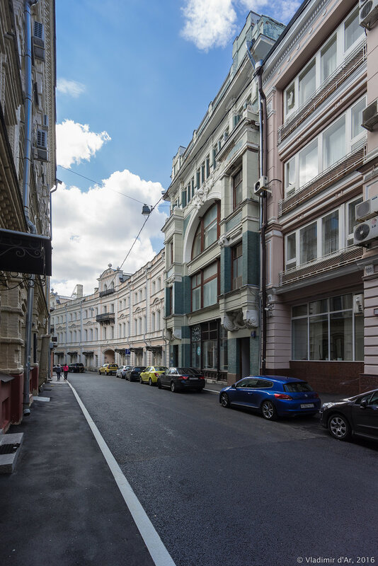 Старопанский переулок