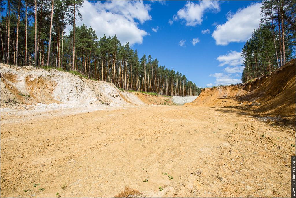 Берёзовский рудник: Карьер Второ-Павловской дайки