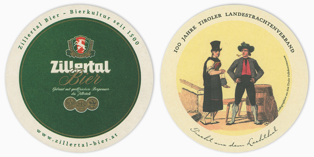 Zillertal Bier #444