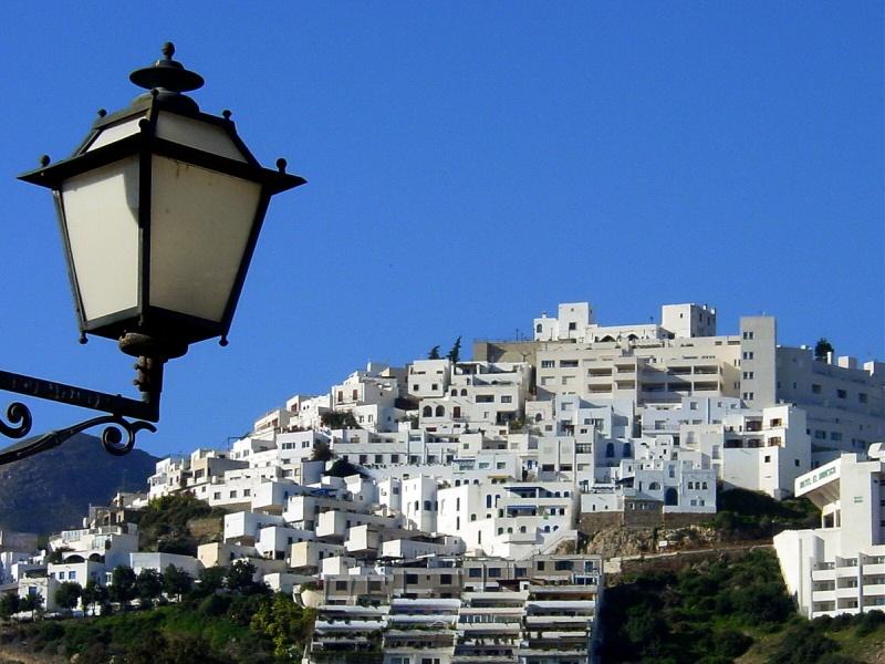 Очаровательные небольшие городки Испании