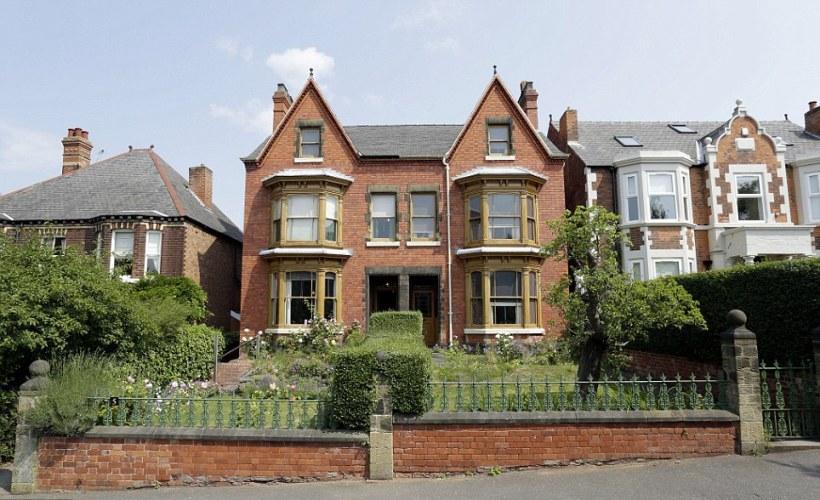 Дома, которые стояли нетронутыми на протяжении десятилетий