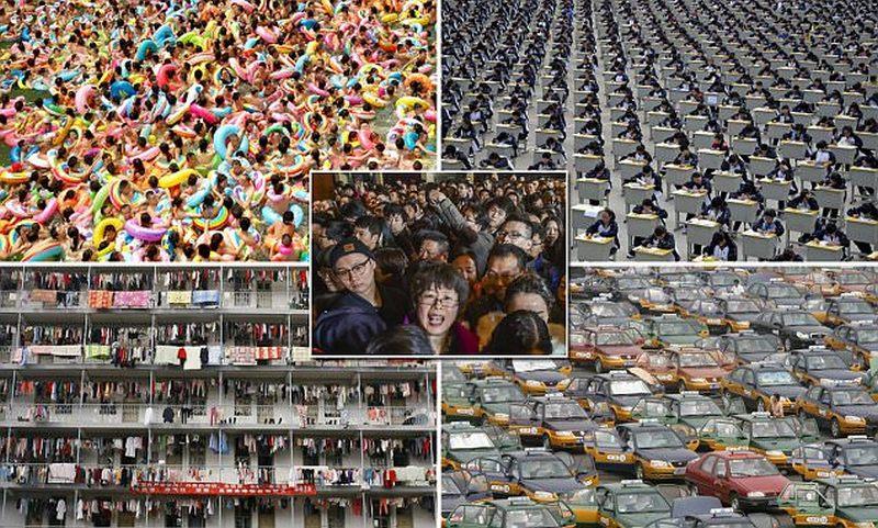 Перенаселенный Китай