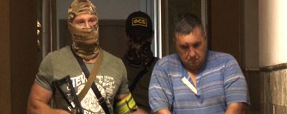 Оккупационные следователи в Крыму попались на взятке в 25 тыс. долларов