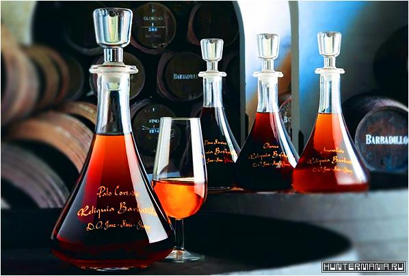 Самый дорогой херес в мире: бутылка вина по цене автомобиля