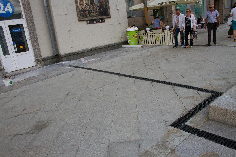 Тверская после реконструкции