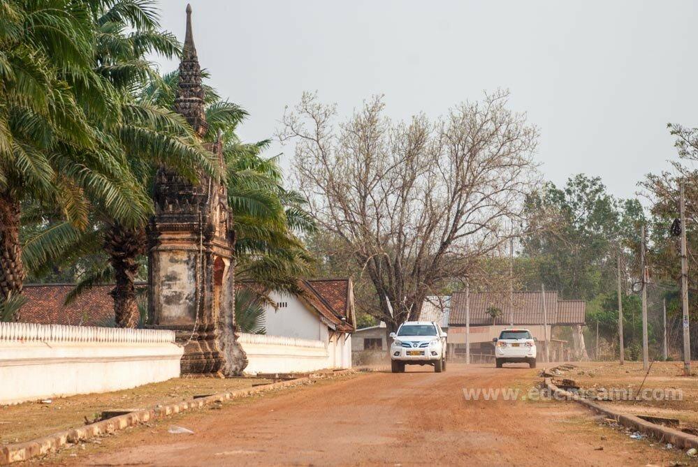 Тхат Инг Ханг ступа