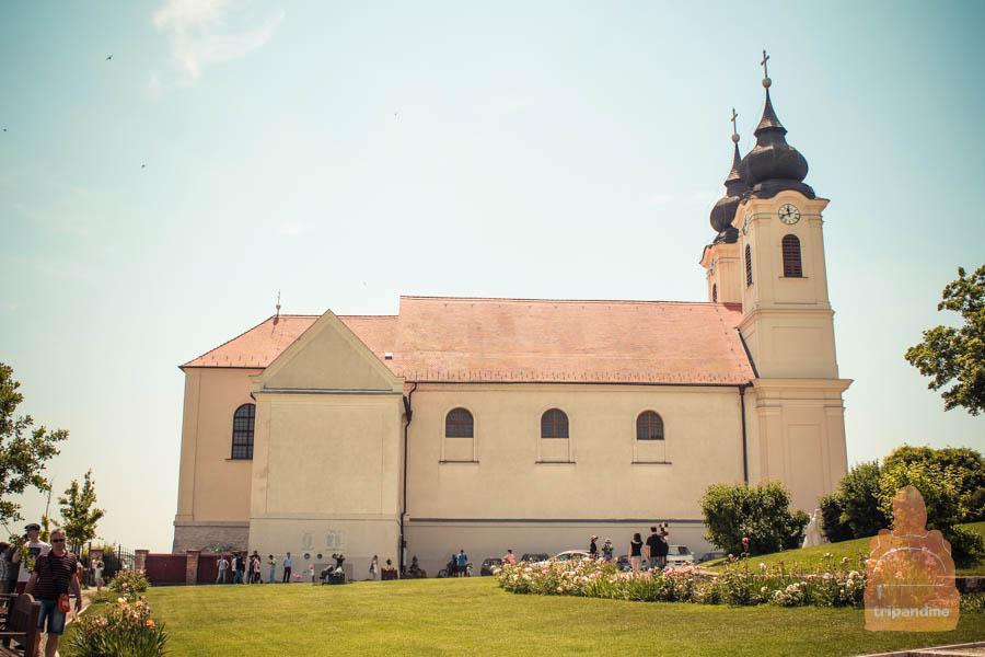 Тиханьское аббатство