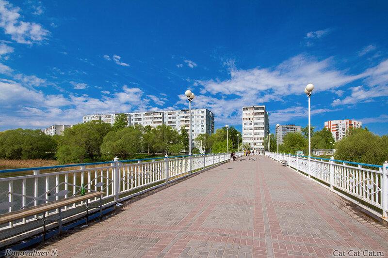Мост через Свиягу