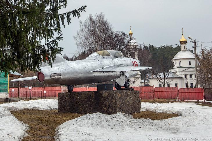 Место гибели Гагарина сегодня (17 фото)