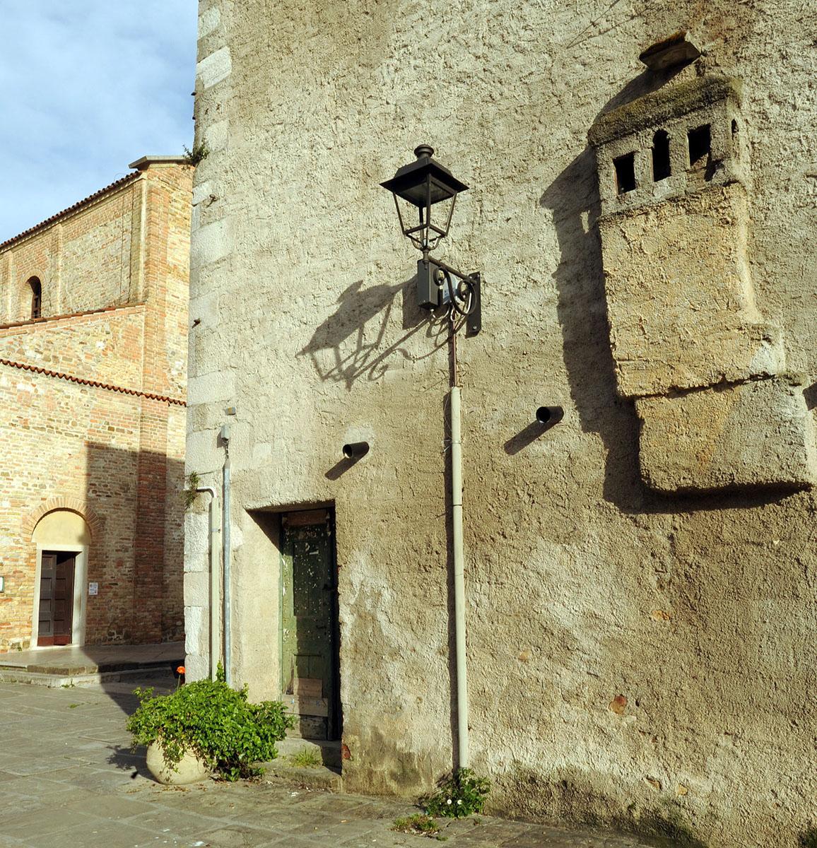 3. Первые истории и легенды, рассказывающие об образовании Градо, отсылают нас в 169 год, год правле