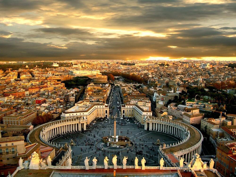 69. Рим, Италия. Рим — один из самых удивительных городов в истории западной цивилизации. Его истори