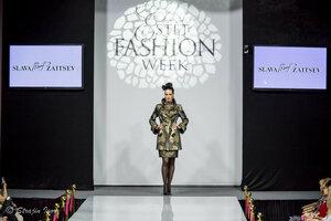 «Золотой век» SLAVA ZAITSEV на Estet Fashion Week