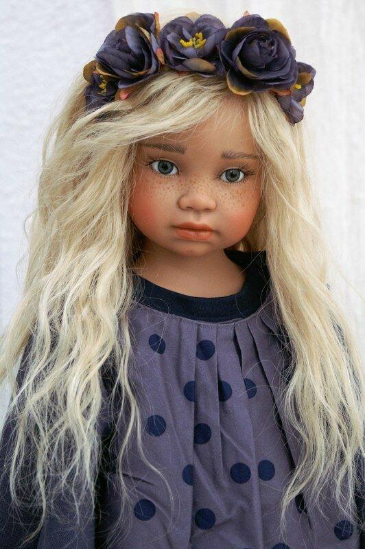 Куклы Ангелы Суттер (Angela Sutter)