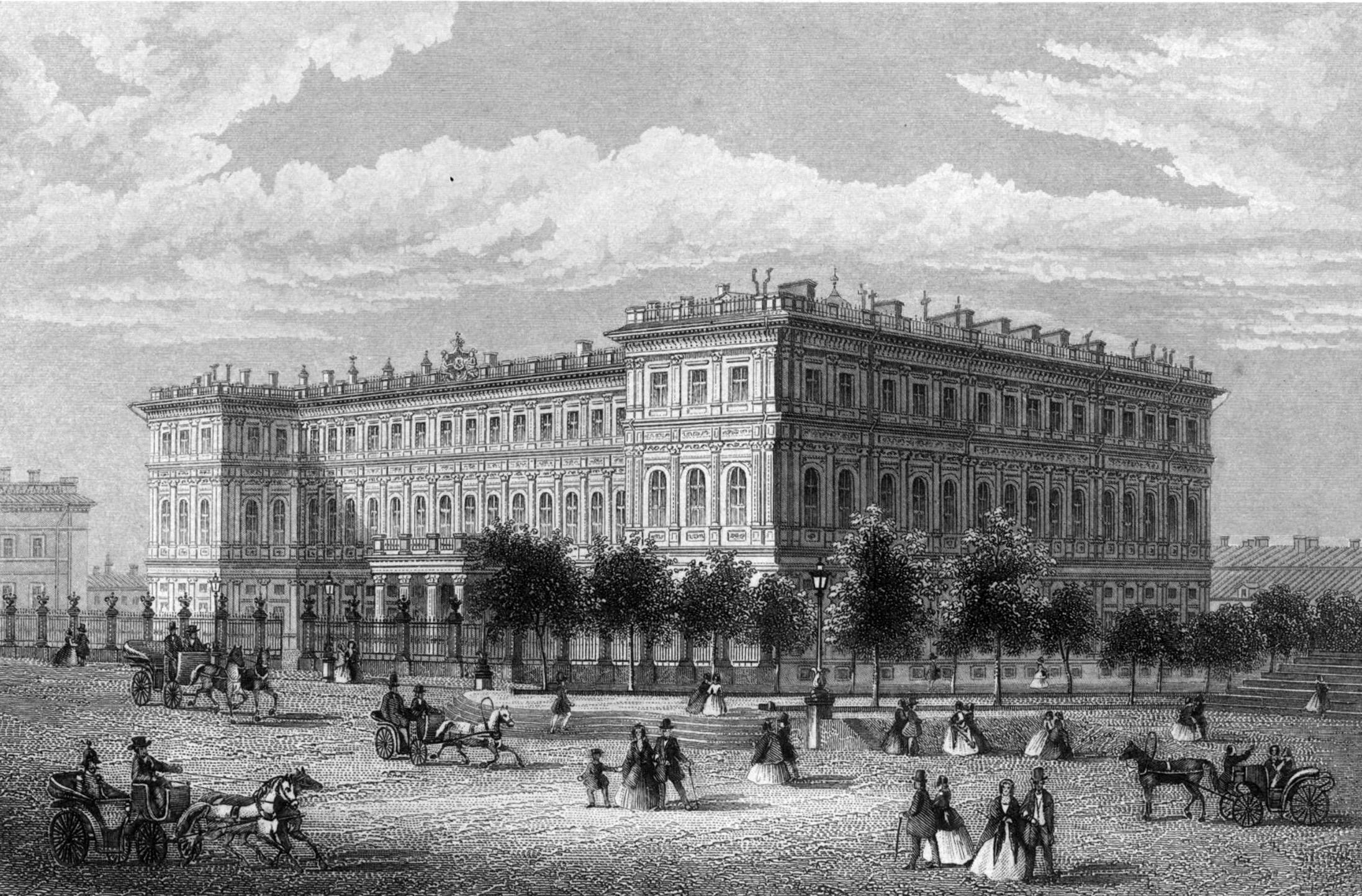 51. Николаевский Дворец
