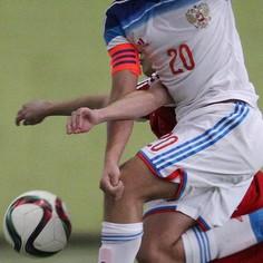 Юношеская сборная России 2001 года рождения готовится к выступлению на международном турнире
