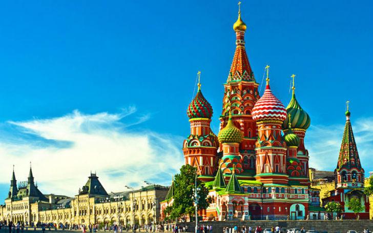 Факты для британцев о России
