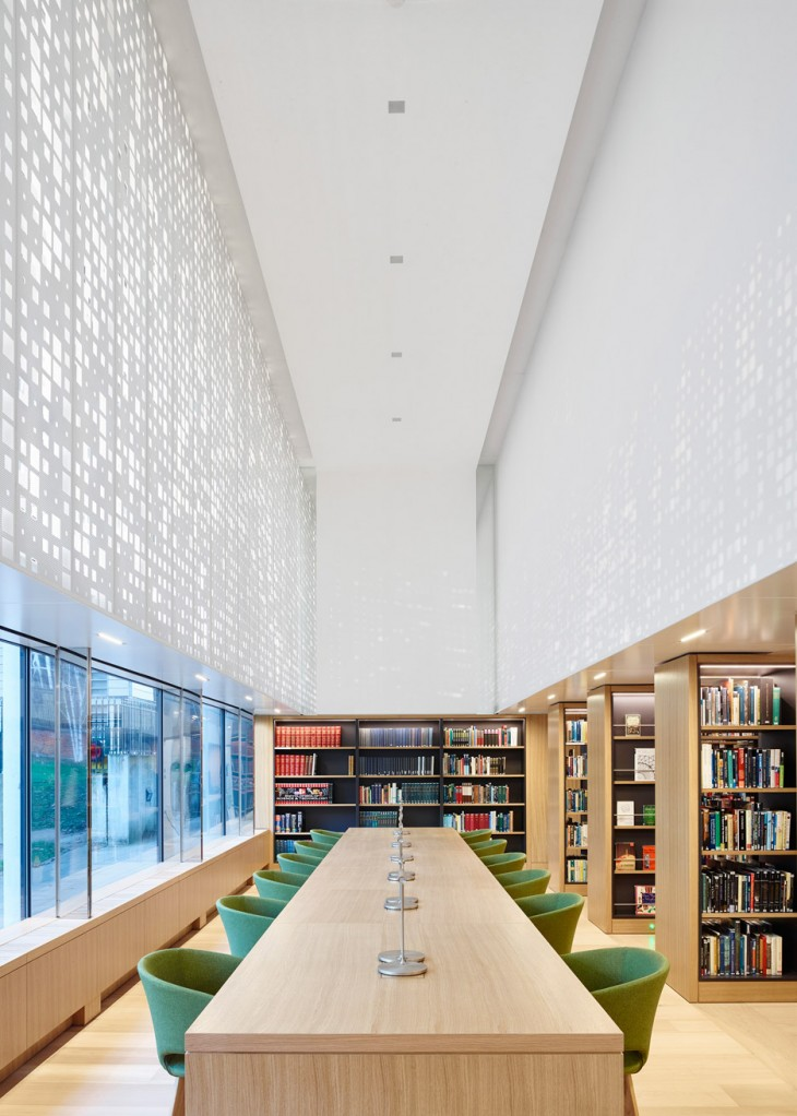 Science Museum Research Centre by Coffey Architects