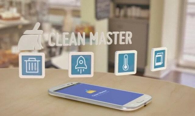Clean Master (Boost & AppLock) для Android