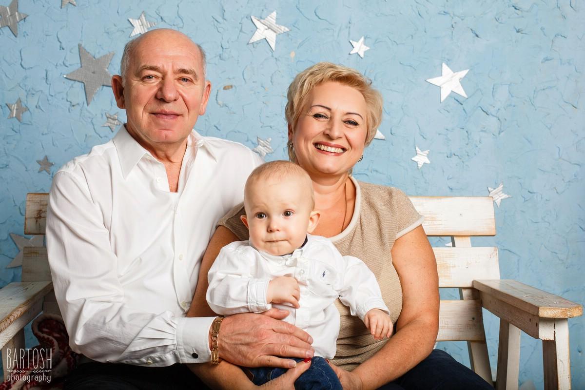 Семейная фотосъемка. Тимур