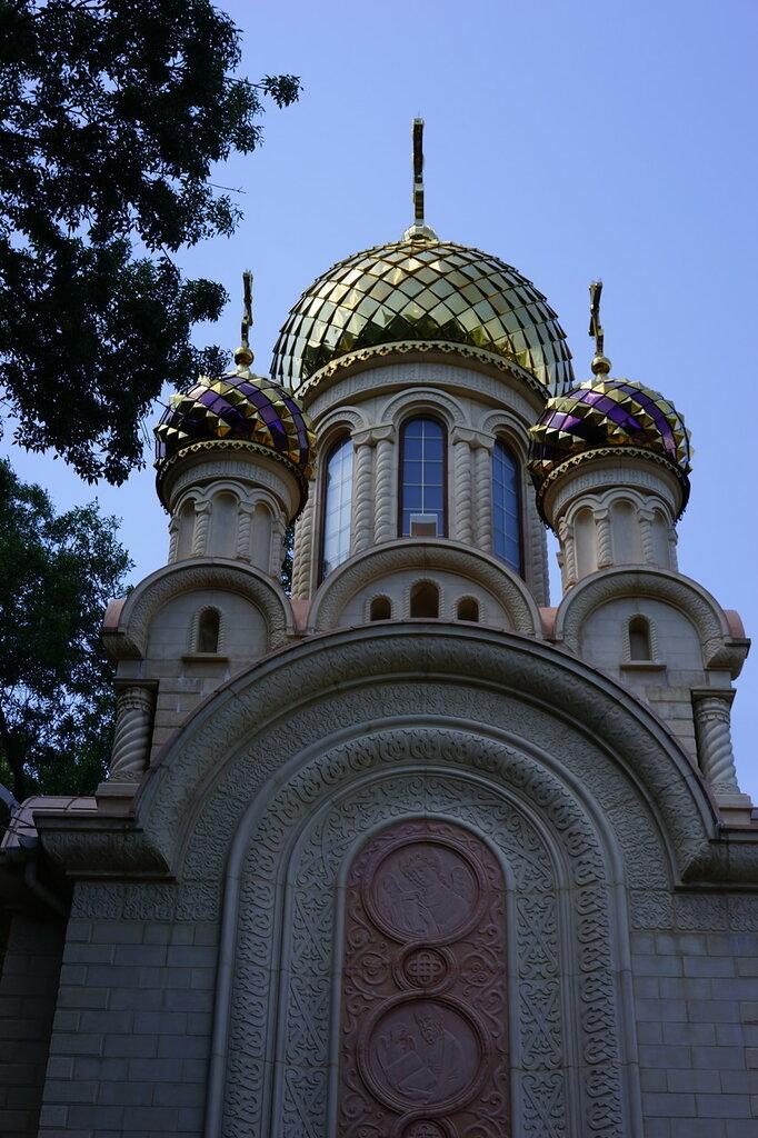 """Культурный центр """"Старый парк"""". Православная часовня."""