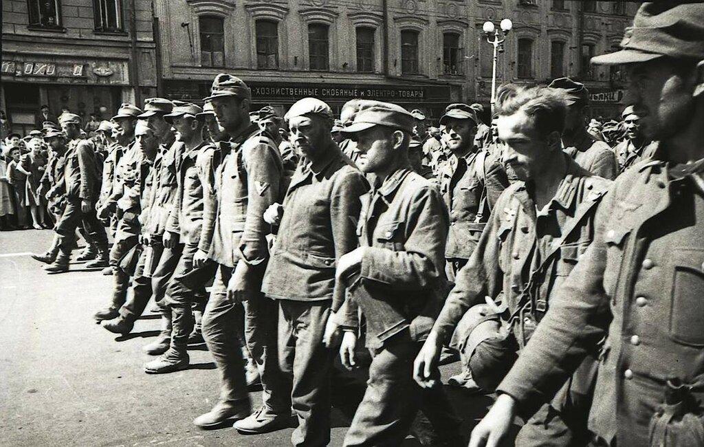 Москва 1945 года