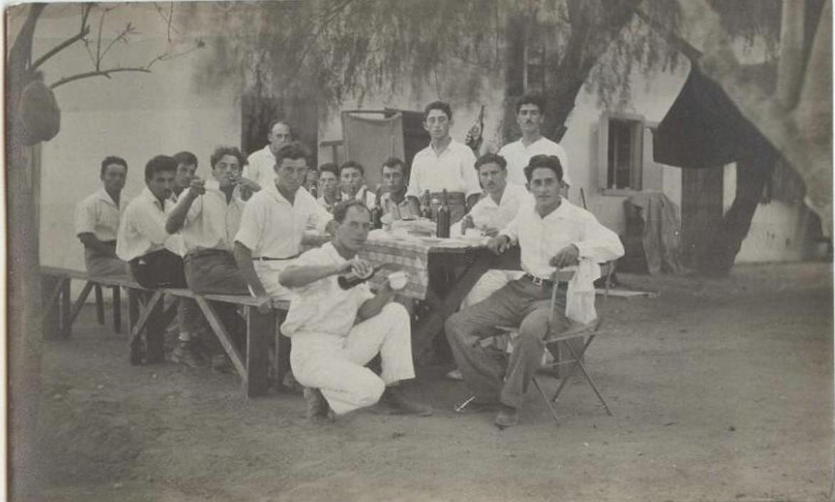 1920-е. Мальчишник