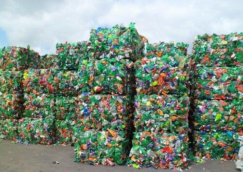В Волгограде работает производство по переработке пластика