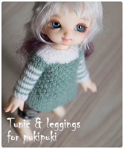 tunic and leggings for pukipuki