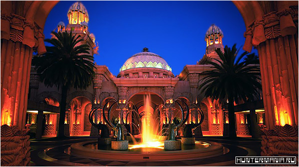 Sun City Casino. Африканский Лас-Вегас