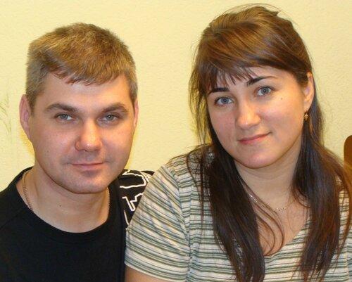 В гостях у брата 2009.JPG
