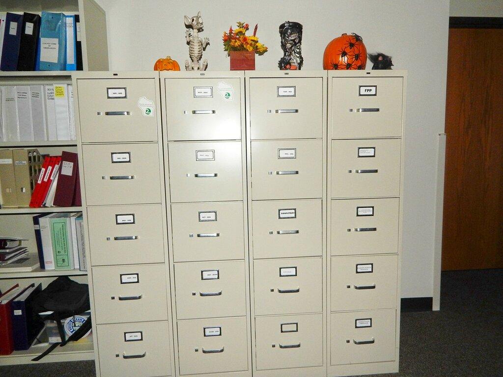 Halloween Office Fun.