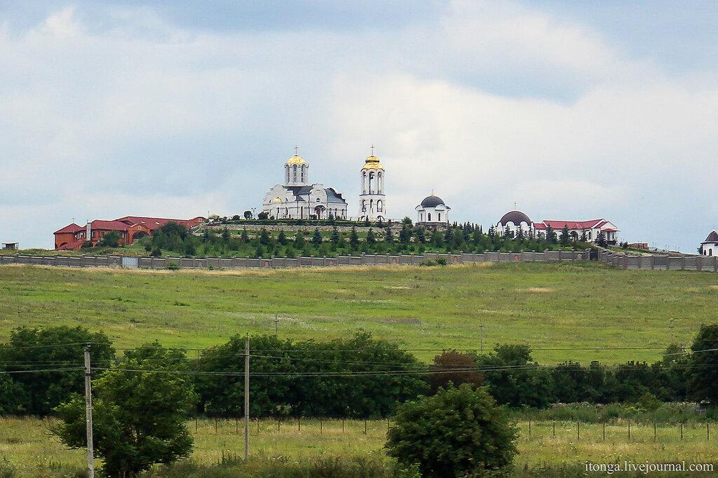 Ессентуки, Монастырь, КМВ