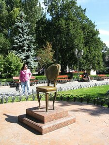 Достопримечательности Одессы - Двенадцатый стул