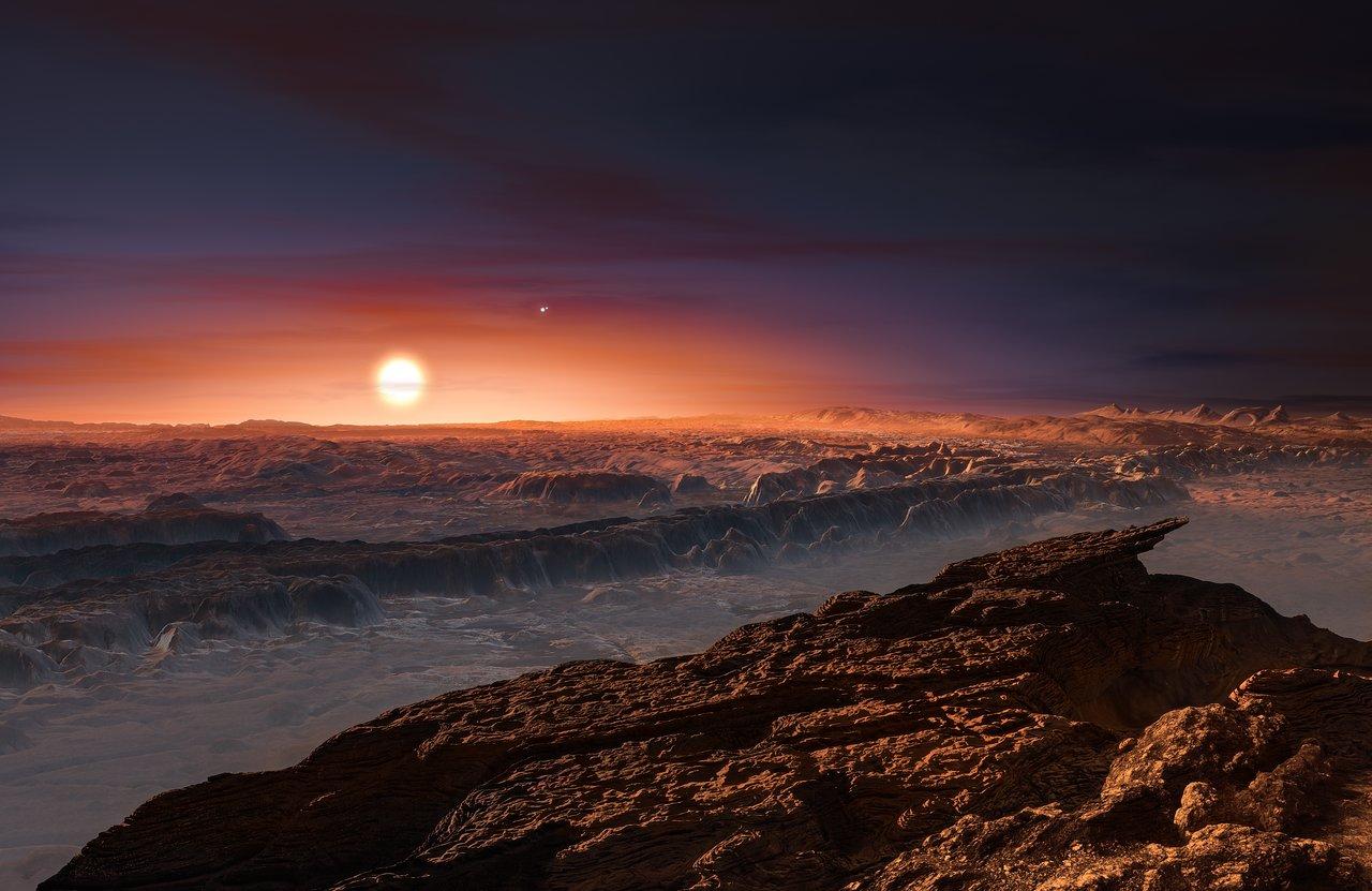 В обитаемой зоне близкой звезды найдена экзопланета