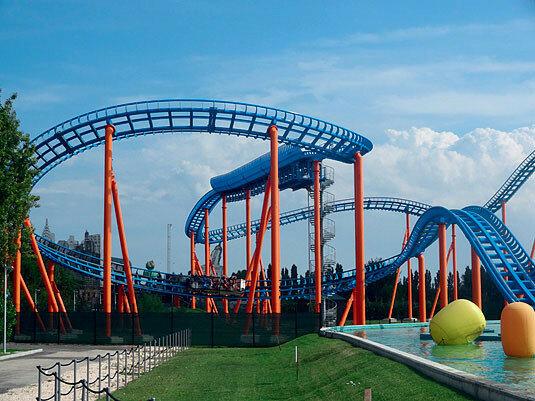Самые увлекательные развлекательные парки в мире