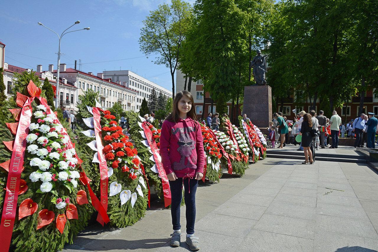 День Победы 2016 года. Гомель