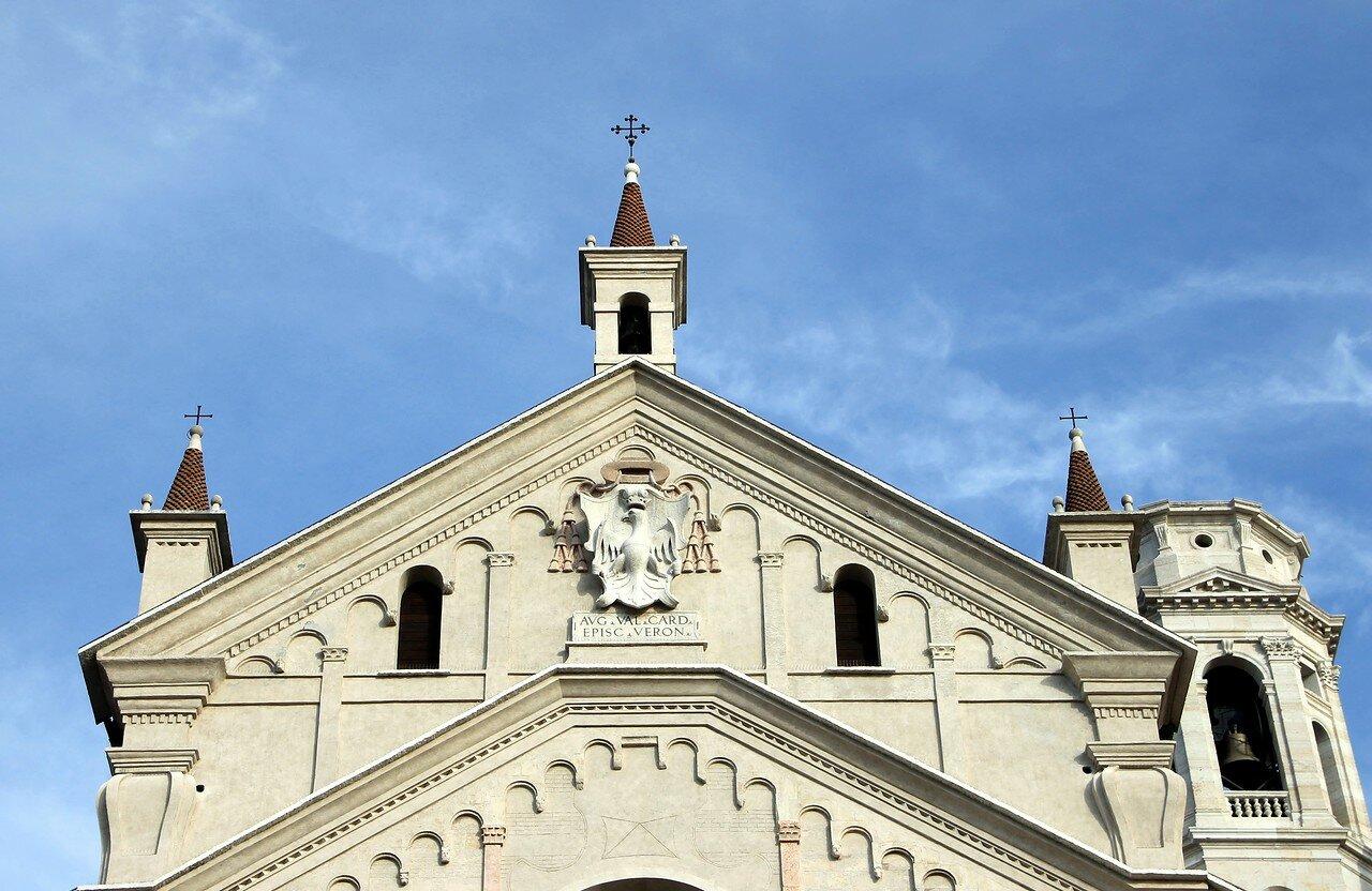 Верона. Кафедральный собор (Duomo S. Maria Assunta)