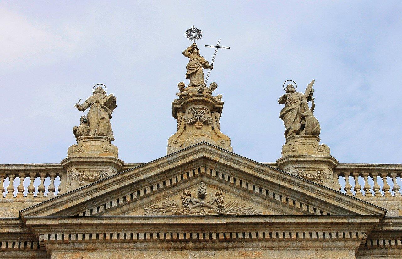 Луго. Собор Святой Марии (Catedral de Santa María de Lugo)
