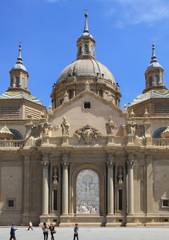 Pilar Cathedral (Catedral-basílica de Nuestra Señora del Pilar)