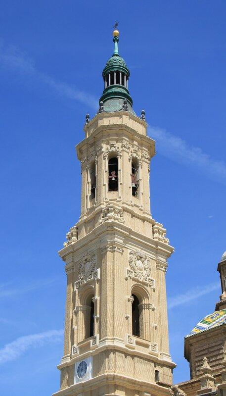 Сарагоса. Собор Девы Пилар (Catedral-basílica de Nuestra Señora del Pilar)