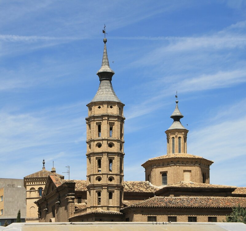 Church of San Juan de los Panetes, Zaragoza