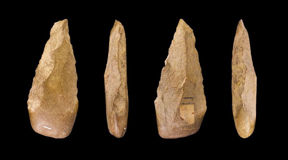 Открытия каменного века Синити Фудзимуры, 1981 год Японский археолог Синити Фудзимура прославился в