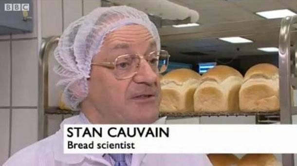 Стэн Ковейн, исследователь хлеба.