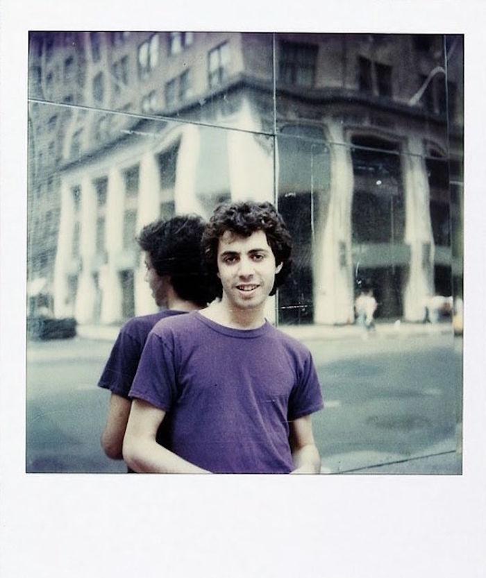 15 июня 1979 года: автопортрет Джейми Ливингстона.